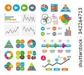 business data pie charts graphs....