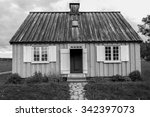 Icelandic Traditional House In...