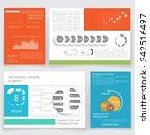 brochure design for business... | Shutterstock .eps vector #342516497