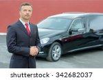chauffeur   Shutterstock . vector #342682037