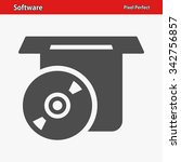 software icon. professional ... | Shutterstock .eps vector #342756857