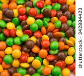 Colorful Ball Chocolate Candy...