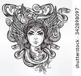 Hand Drawn Beautiful Artwork O...