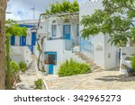 Traditional Houses In The...