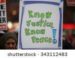 new york city   november 22... | Shutterstock . vector #343112483