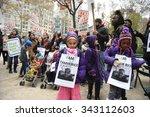 new york city   november 22... | Shutterstock . vector #343112603