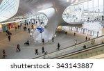arnhem  netherlands   nov 21 ... | Shutterstock . vector #343143887
