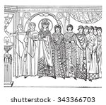 pageant of the empress theodora