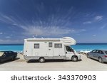 Caravan Sea  Beach  Summer...