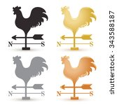 Weather Vane   Vector...