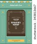 Bakery Shop Design Template....