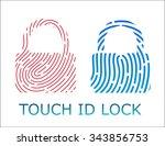 touch fingerprint id lock app...