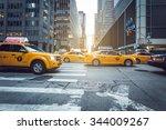 new york city   september 15 ... | Shutterstock . vector #344009267