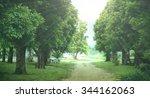 nature landscape | Shutterstock . vector #344162063