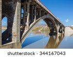 The Yellow River Bridge In...