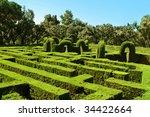 Horta Labyrinth. Passeig De...