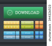 Big Download Button And Set Of...