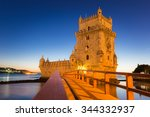 lisbon  portugal   november 24  ... | Shutterstock . vector #344332937