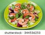 Shrimp And White Bean Salad
