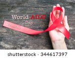world aids day december 1 with