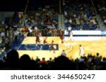blurred background of sports... | Shutterstock . vector #344650247