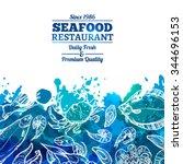 Seafood Restaurant. Seafood...
