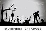 illustration of group of...   Shutterstock .eps vector #344729093
