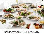 Catering Service. Restaurant...