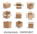collection of  various... | Shutterstock . vector #344941847