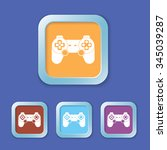 gamepad icon in the square...