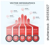 vector abstract infographic...