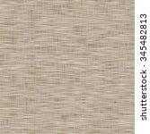 brown light canvas texture ... | Shutterstock .eps vector #345482813