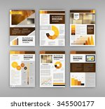 abstract vector backgrounds and ... | Shutterstock .eps vector #345500177