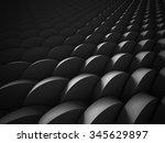 abstract dark circle shapes