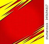 vector background  | Shutterstock .eps vector #345654317