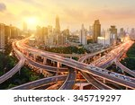 Shanghai Elevated Road Junctio...