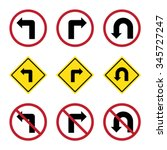 Turning Traffic Signs