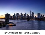 new york | Shutterstock . vector #345738893