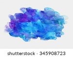 abstract watercolor background | Shutterstock . vector #345908723