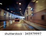 Car In The Tunnel