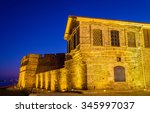 Larnaca Castle  The Southern...