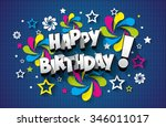 Happy Birthday Greeting Card O...