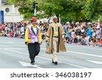 auckland  new zealand  29 the... | Shutterstock . vector #346038197