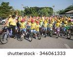 nonthaburi  thailand   december ... | Shutterstock . vector #346061333