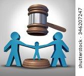 Child Custody Battle As A...