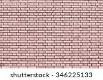 Rose Quartz Brick Wall...