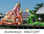 chachoengsao thailand november... | Shutterstock . vector #346271297