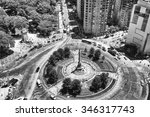 Columbus Circle  New York City...