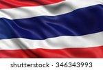 highly detailed flag of...   Shutterstock . vector #346343993