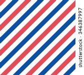 seamless diagonal lines pattern.... | Shutterstock .eps vector #346387997